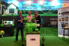 Roto at Las Vegas SOLUTION convention