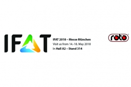 Invitation to the fair IFAT 2018